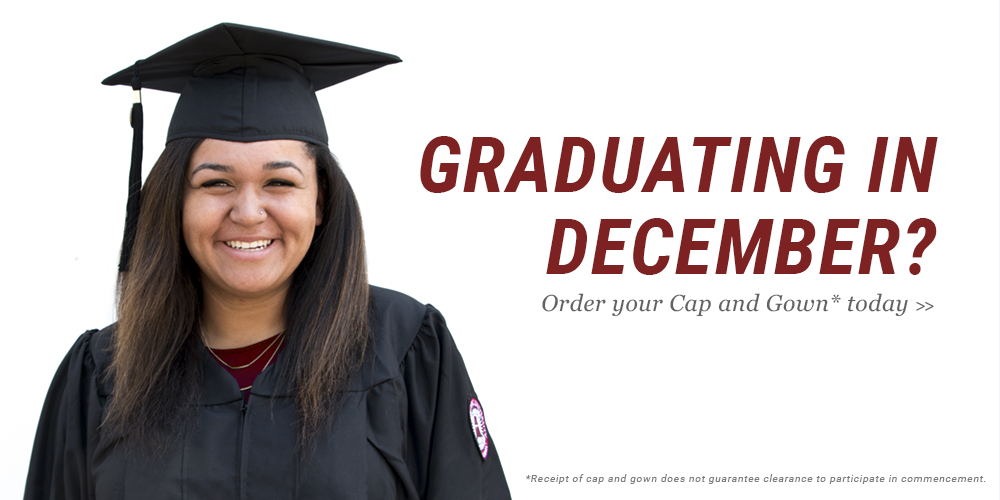 Cap and Gown Information   University Bookstore